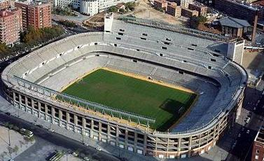Estadio Santiago Bernab 233 U Home Of Real Madrid Cf El
