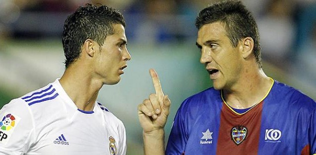 Ballesteros and Ronaldo