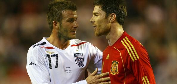 England Spain