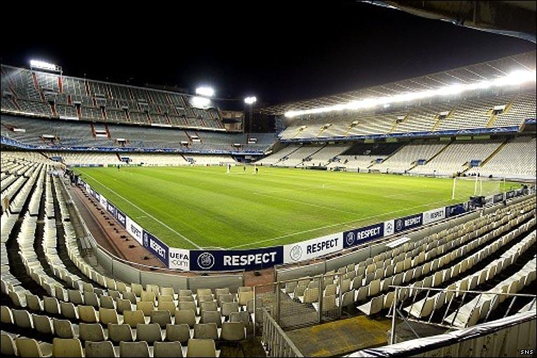 the Mestalla