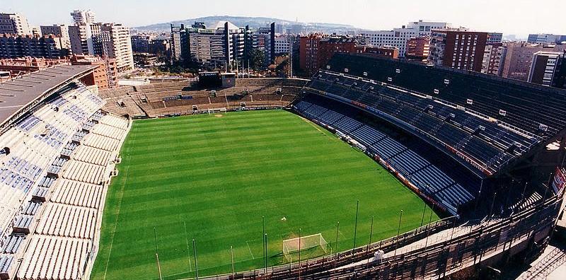 Stade Sarrià-espanyol