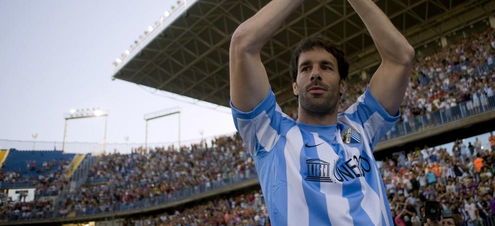 Presentacion_Van_Nistelrooy_Malaga