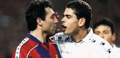 stoichkov vs hierro 1995