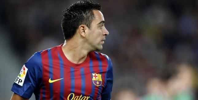 Xavi-Hernandez-Barcelona-2011-2012-Photos
