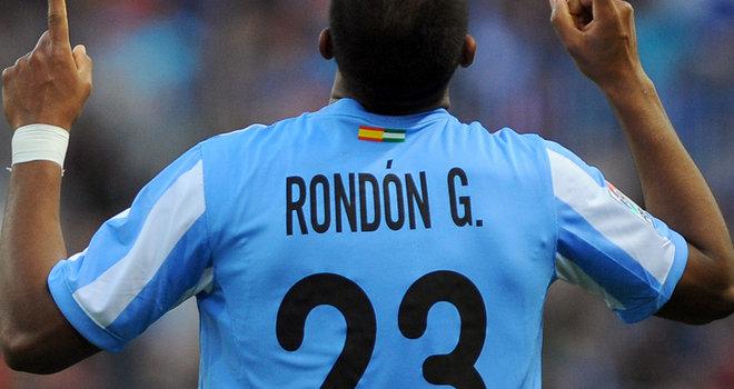 Salomon Rondon Malaga