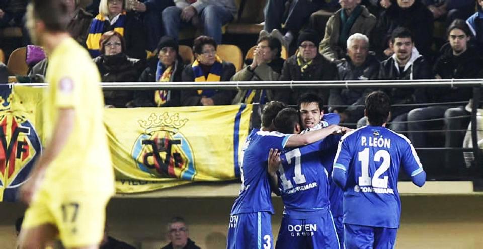 Villarreal 1-2 Getafe