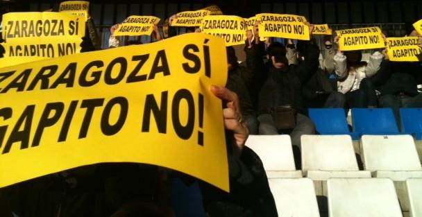 Zaragoza si, Agapito no!