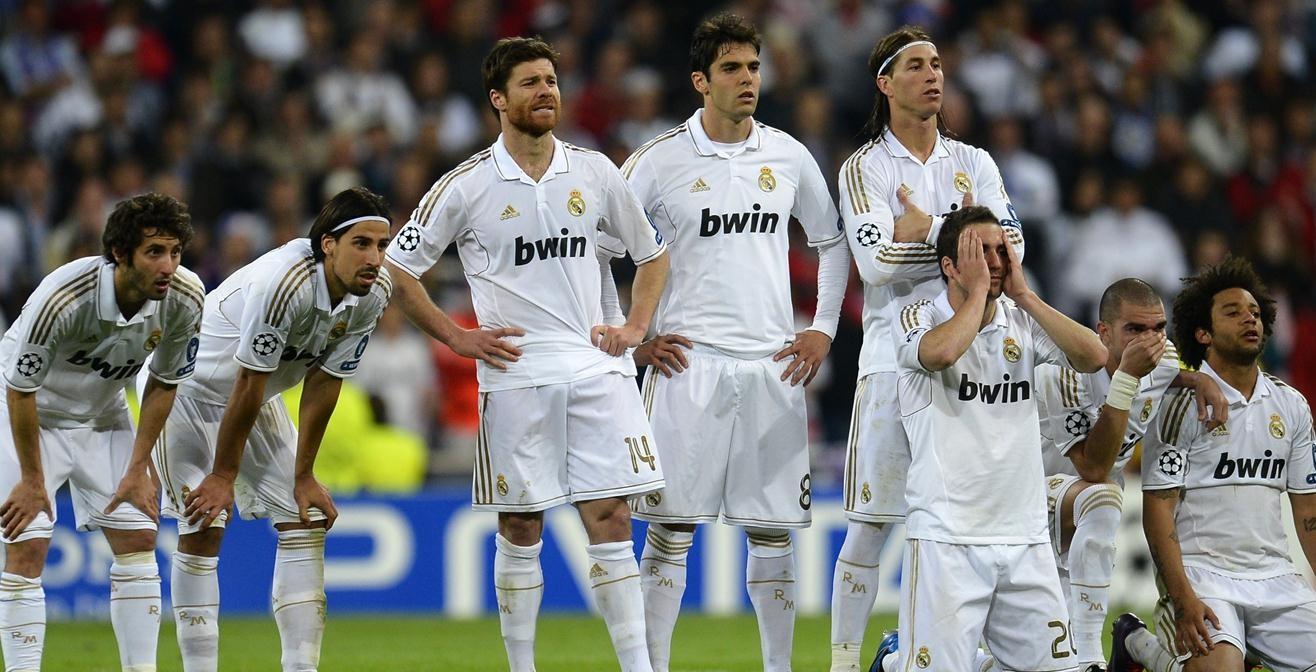 El Real Madrid Cae Ante El Bayern