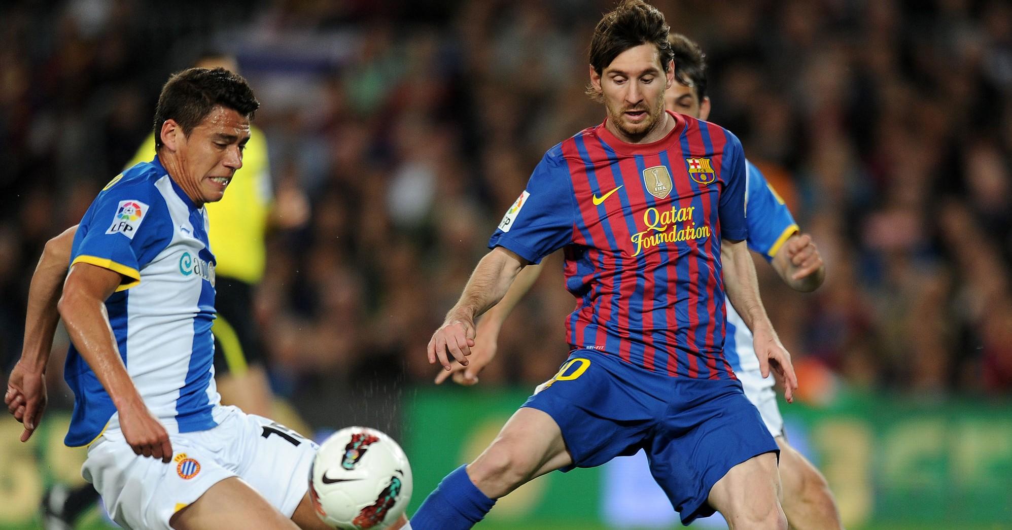 Lionel Messi Espanyol