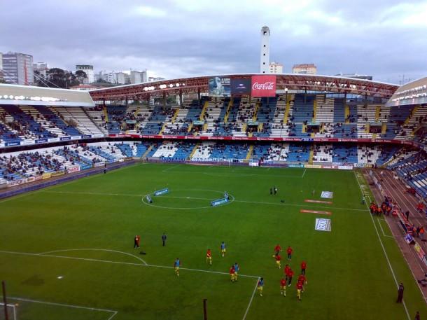 The riazor stadium guide home of la coru a el centrocampista - Mandarina home coruna ...