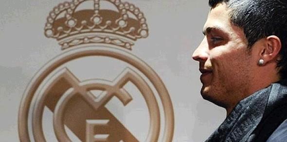 Recordman Cristiano Ronaldo