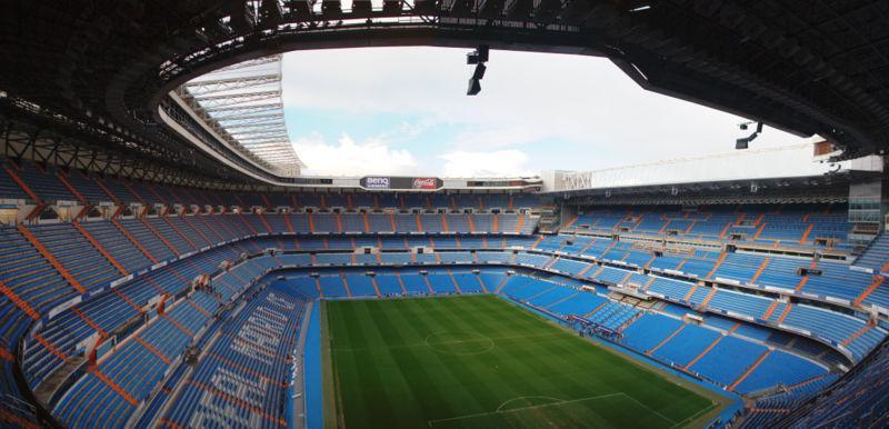 Santiago-Bernabeu-Estadio