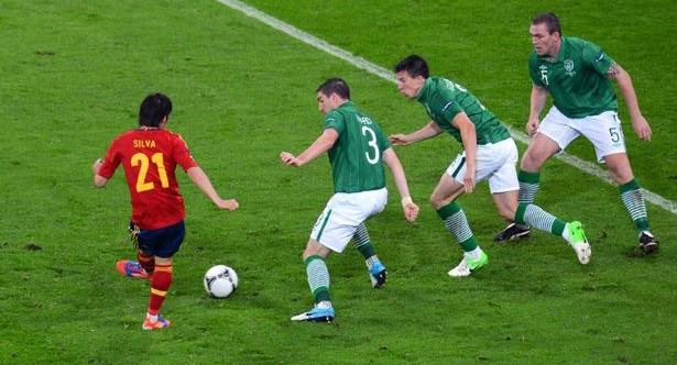 Spain+v+Ireland+-+Group+C-+UEFA+EURO+2012