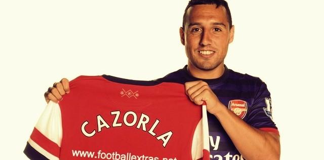 Arsenal-Santi-Cazorla