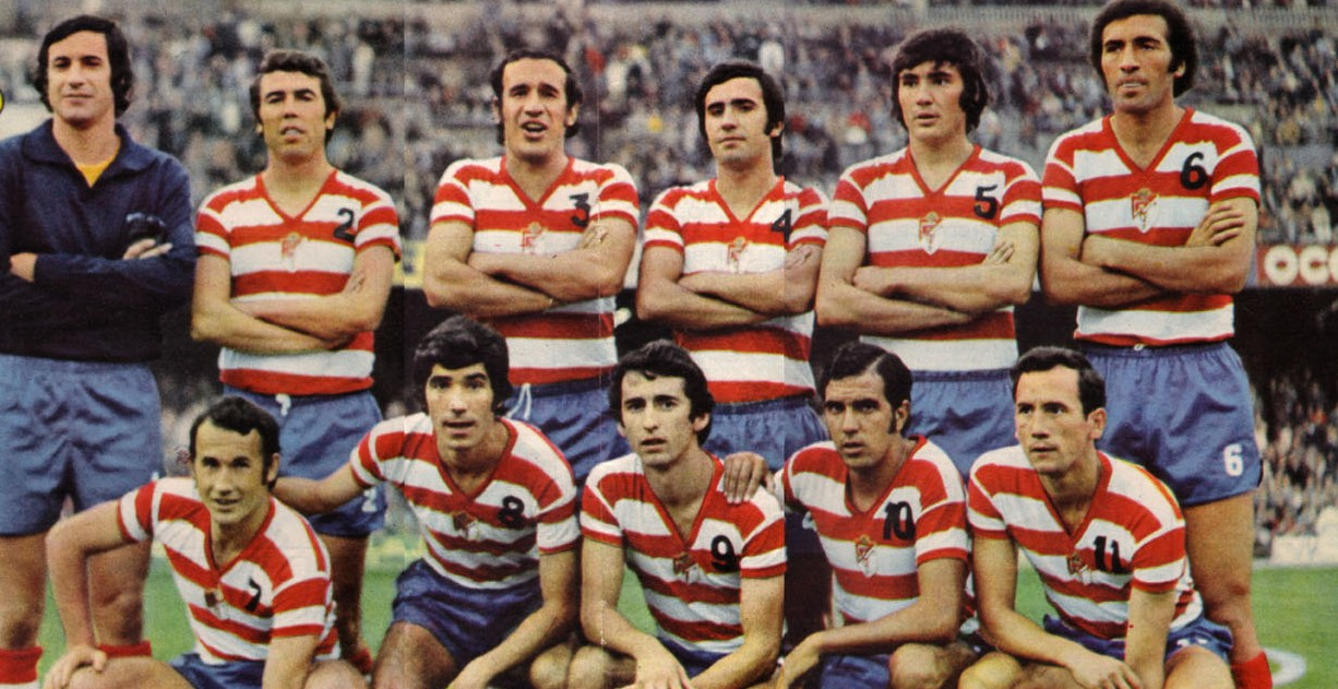 Granada 1973-74