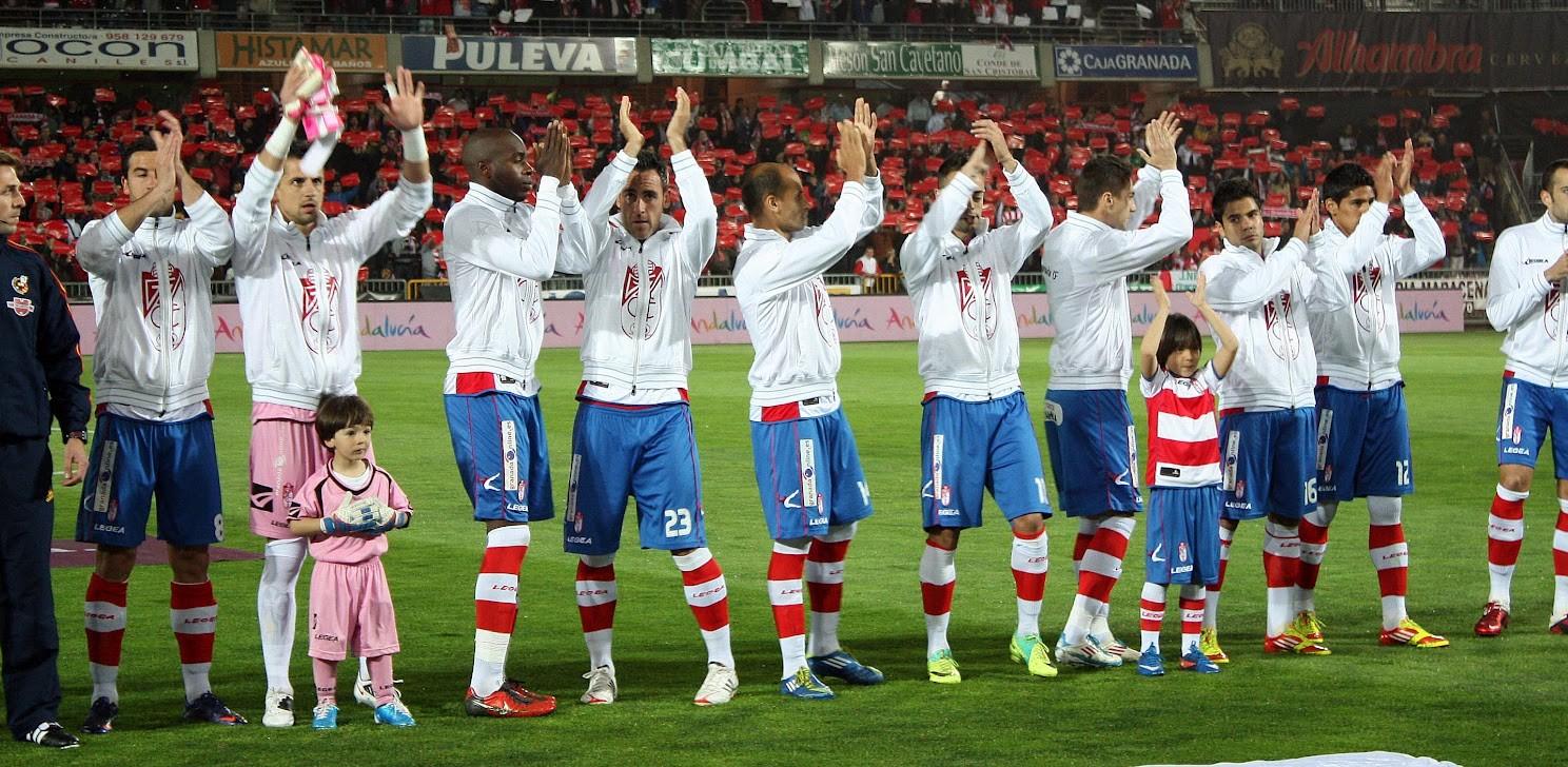 Titulares Granada CF Sevilla