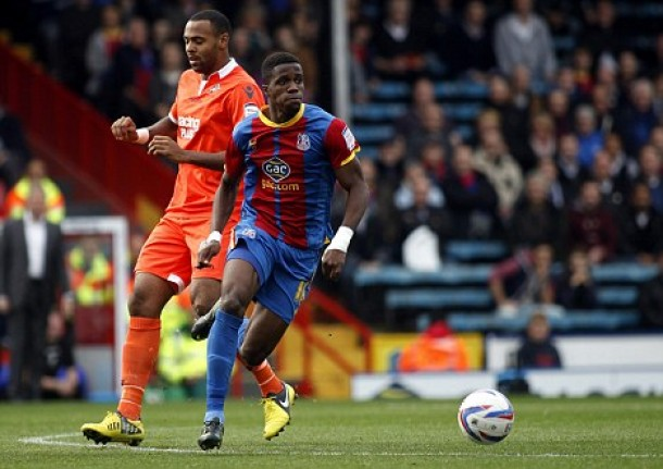 Soccer: NPower Championship - Crystal Palace v Millwall