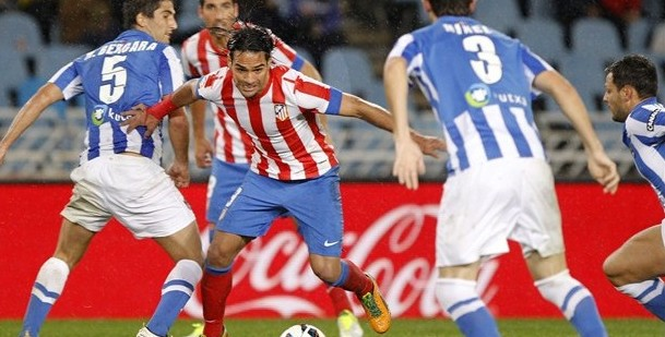 Atletico vs Real Sociedad