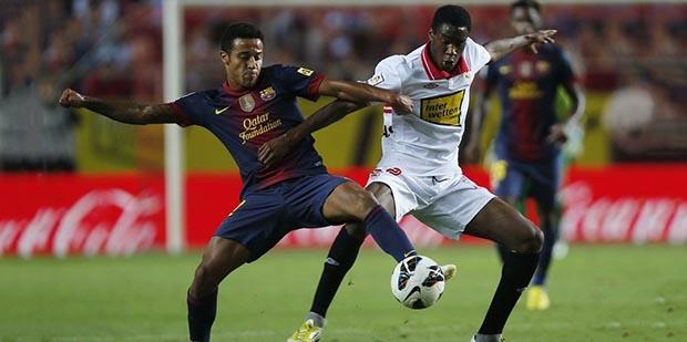 Geoffrey Kondogbia & Thiago Alcántara