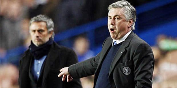 Carlo Ancelotti vs Jose Mourinho