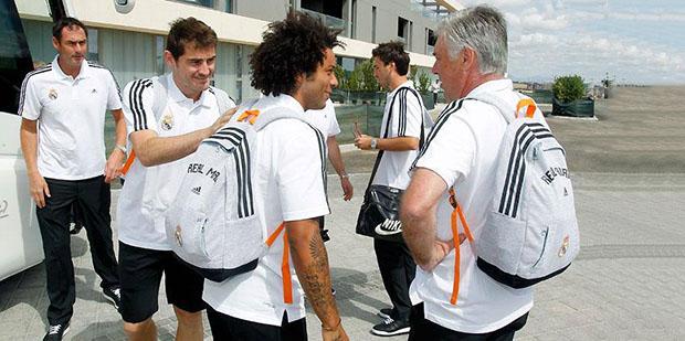 Marcelo & Ancelotti