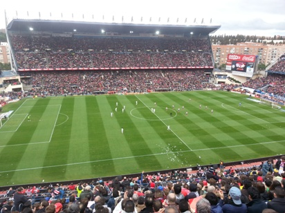 Atletico v Real1