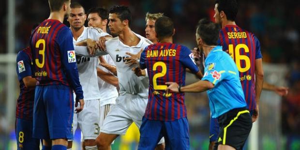 El Clasico - Ronaldo