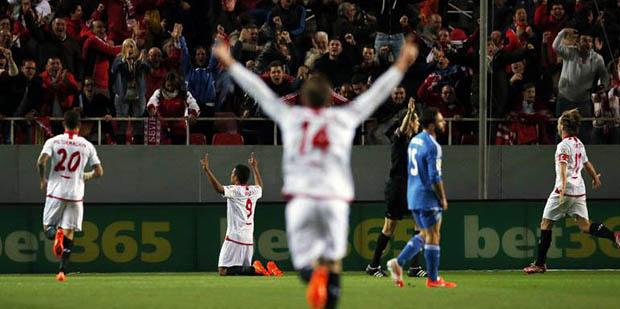 Sevilla vs Real Madrid