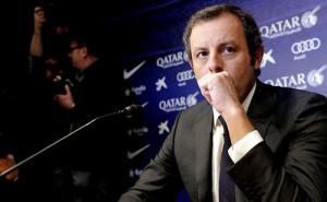 Sandro Rosell Resigns