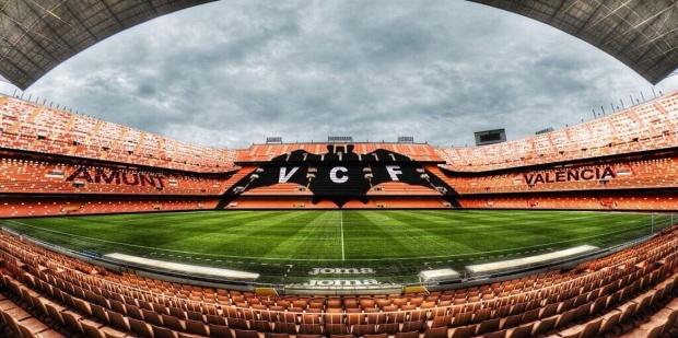 Valencia stadium