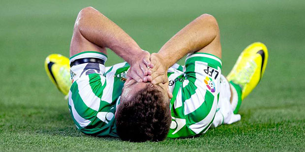 Real Betis defeated Javier Chica