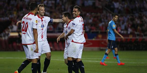 Sevilla beats Porto