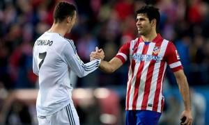 Ronaldo & Diego Costa